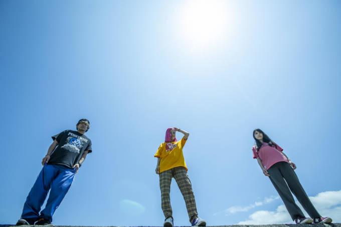 Dizzy Sunfist、最新EP全曲配信&TVアニメ『EX-ARMエクスアーム』エンディングテーマ「Diamonds Shine」MV公開スタート