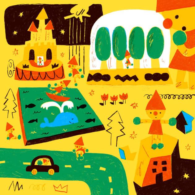 "Tomggg、台湾の人気デュオ""好樂團 GoodBand""のWen Hsuとの共作「Journey」をリリースサムネイル画像"