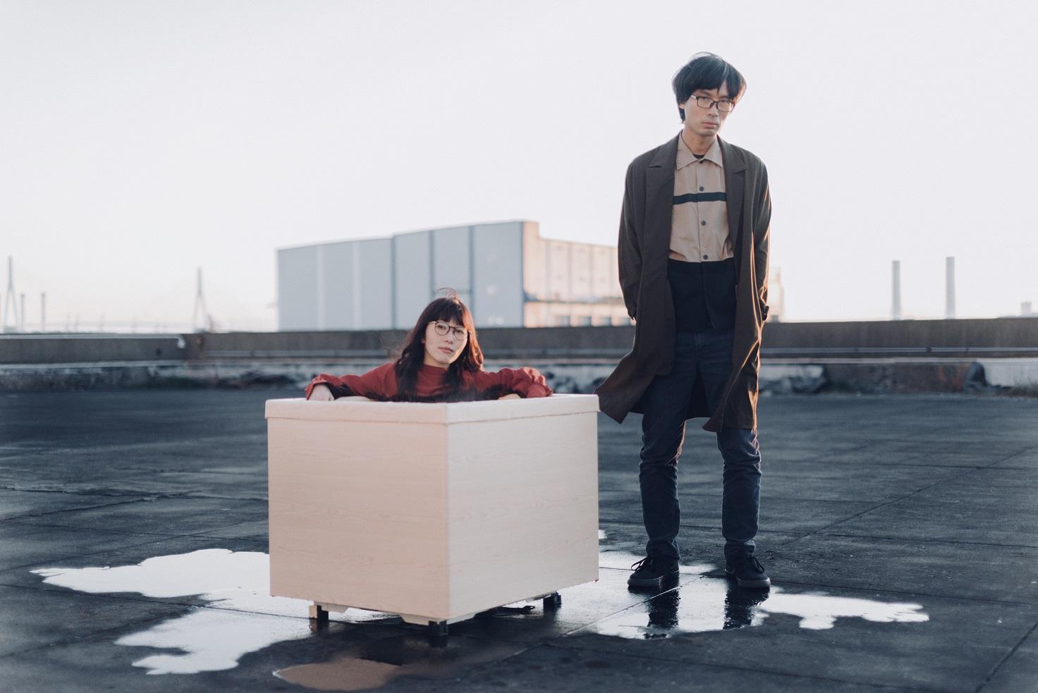 ポップしなないで、『神頼みツアー』大阪公演にナードマグネットとの初ツーマンが決定