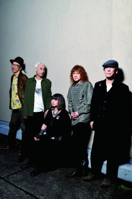 カルメン・マキ&OZ、デビュー45周年記念のコンサートを収録したライヴ作品がリリース決定