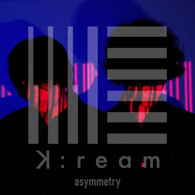 "K:ream、メジャー1st EP「asymmetry」収録楽曲 ""Blue"" のLive Music Videoを公開サムネイル画像"