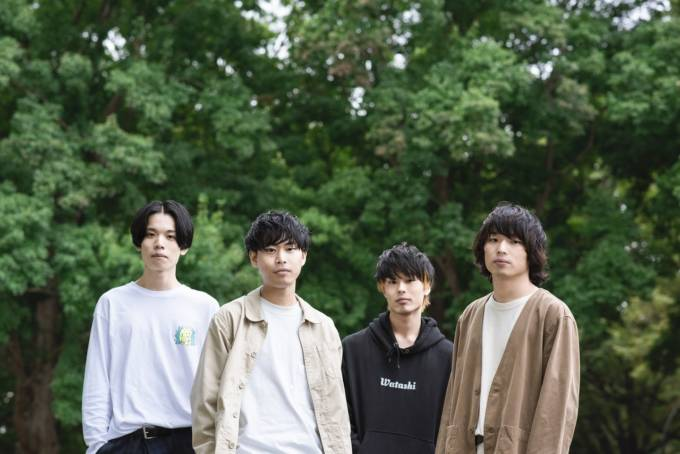 moon drop、「拝啓 悲劇のヒロイン」Release Tour 第1弾ゲスト情報が解禁