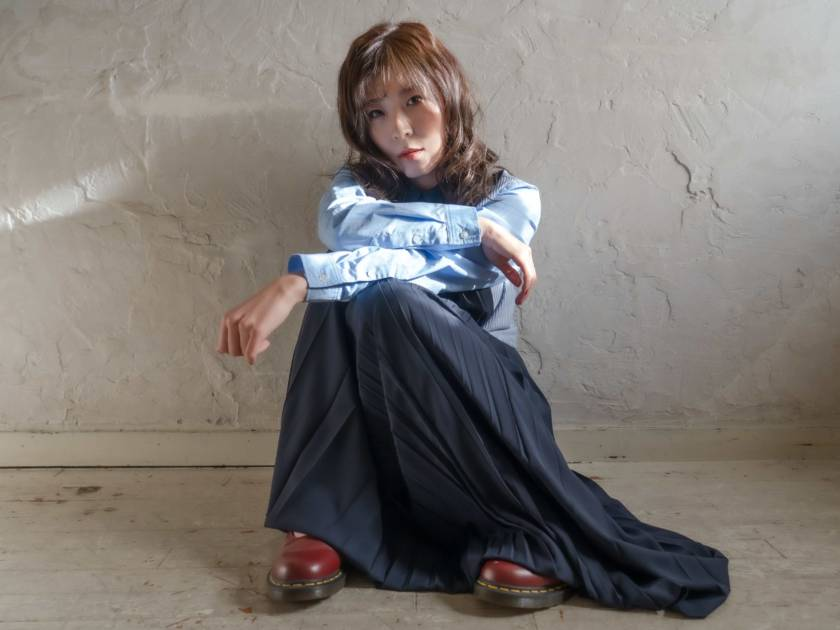 Asukalle、2021年第1弾シングル「まだ眠る街の中で僕はひとり旅に出よう」配信リリースサムネイル画像