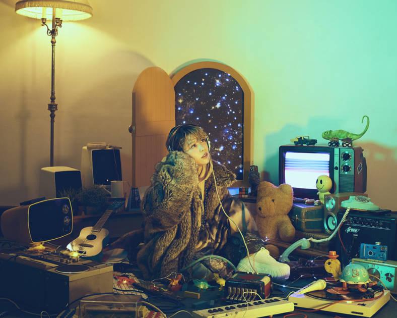 ロザリーナ、海を越えた旧友と制作した「星の王子さま」のMV公開サムネイル画像
