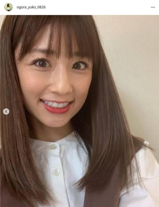 """小倉優子、笑顔SHOT公開&三男出産後の""""変化""""を明かす「長男、次男の時と比べて…」"""