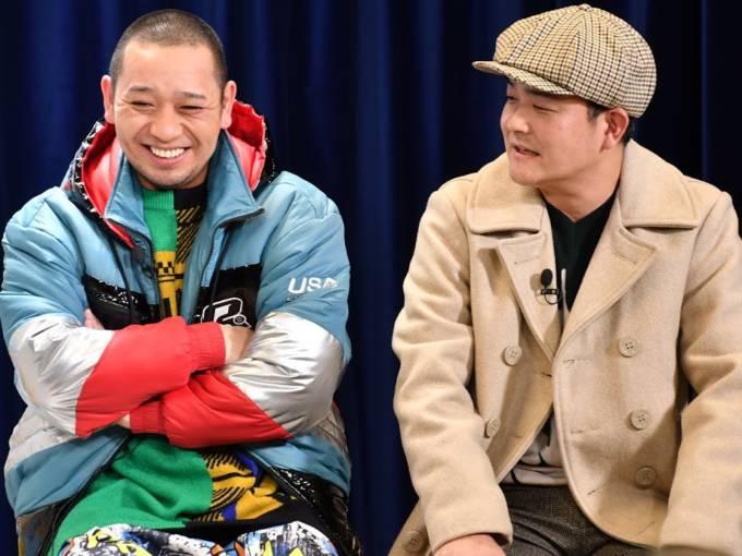 千鳥・大悟、吉岡里帆との共演でノブがとったある行動を明かす「前の方出てきて…」