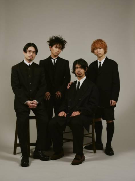 OKAMOTO'S、「直ちゃんは小学三年生」オープニングテーマ「Young Japanese」配信スタートサムネイル画像!
