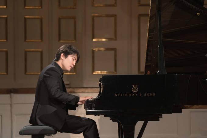 チョ・ソンジン、新発見されたモーツァルトのピアノ曲「アレグロ ニ長調 K.626b/16」を配信リリース