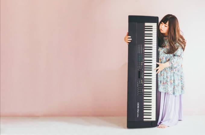 藤沢アユミ、初の全国流通盤2nd Min Album『おーけすとらわたし』を4月21日(水)にリリース