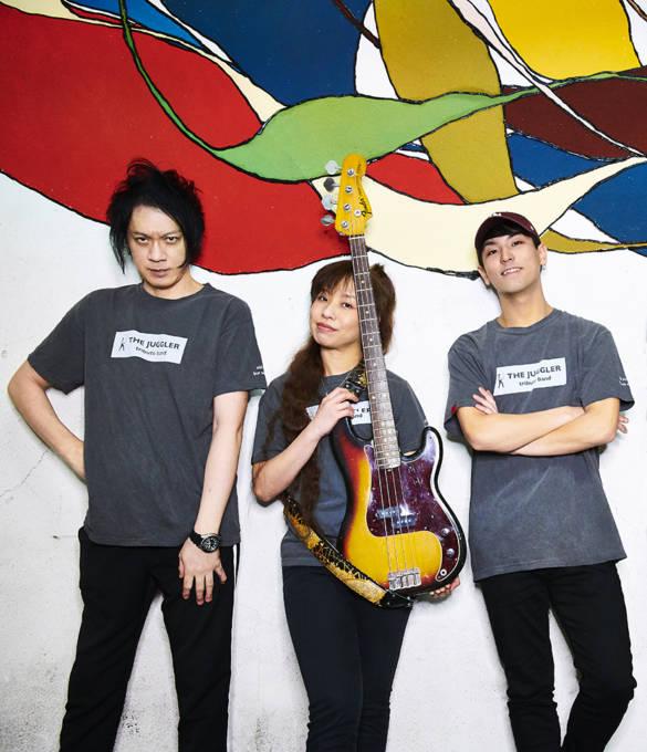 話題のKAIKIをはじめ、プロミュージジャンによる洋楽カバーバンド始まる