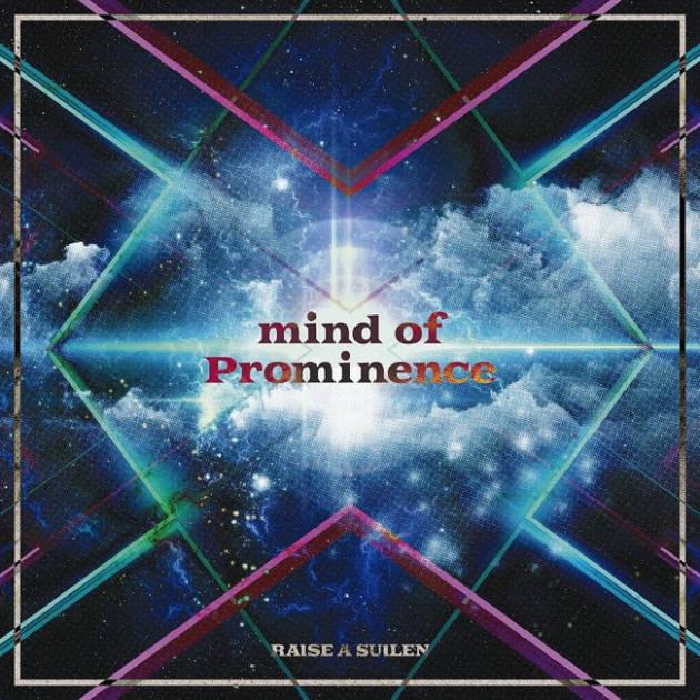 『バンドリ!』よりRAISE A SUILEN 6th Single「mind of Prominence」オリコン週間シングルランキング3位獲得サムネイル画像