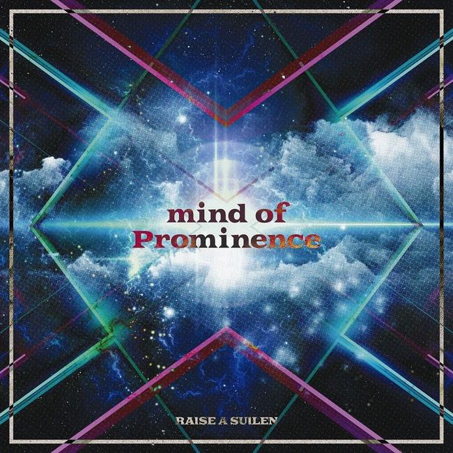 『バンドリ!』よりRAISE A SUILEN 6th Single「mind of Prominence」オリコン週間シングルランキング3位獲得