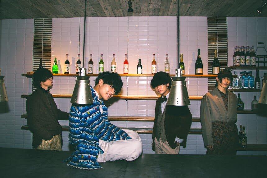 クジラ夜の街、初のフルアルバム『海と歌詞入り瓶』発売に向けて新作MV「歌姫は海で」を公開サムネイル画像