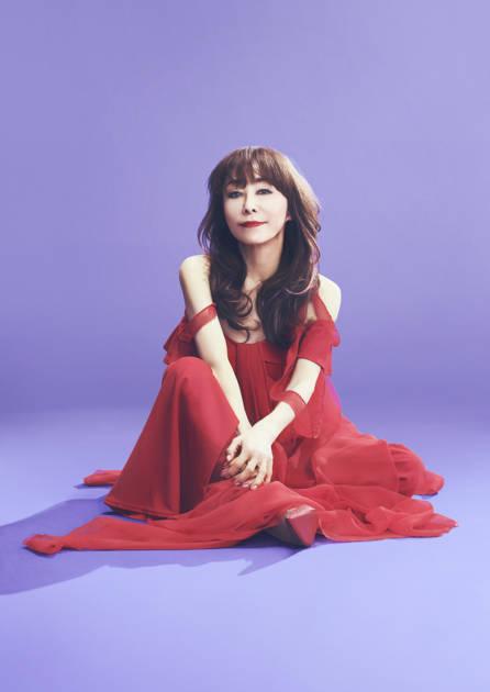 杏子、約8年半ぶりとなるニューアルバム『VIOLET』の収録曲目とジャケット写真を公開サムネイル画像