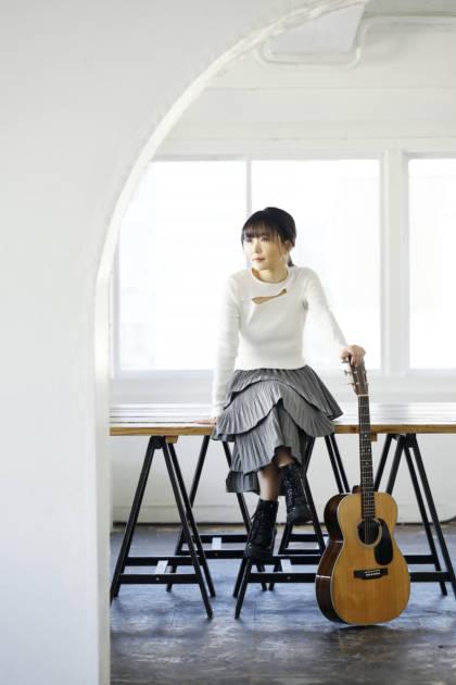 森恵、10周年を記念したベストアルバムのジャケ写を解禁サムネイル画像!