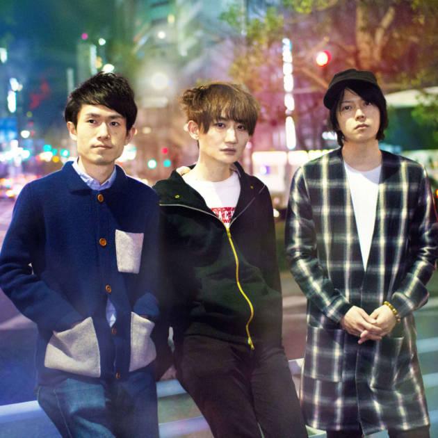 東京の邦楽ロックバンドFANSY、3rdミニアルバム「scene」をリリースサムネイル画像!