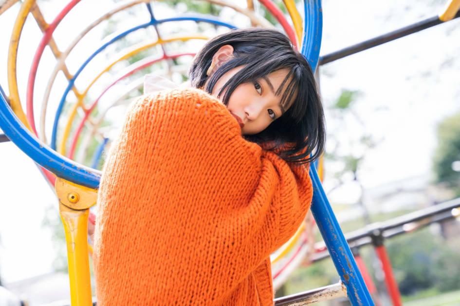 上野優華、「愛しい人、赤い糸」3月17日デジタルリリースサムネイル画像