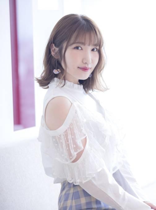 内田彩、ぐんまちゃんとの新曲「∞リボンをギュッと∞」が配信リリース決定
