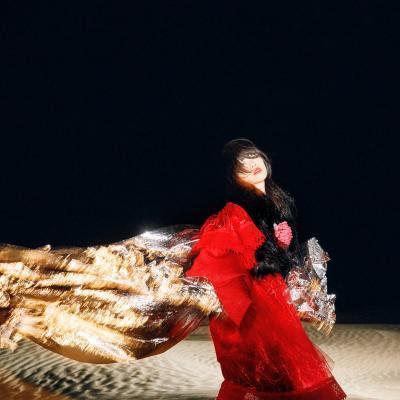 アイナ・ジ・エンド、香取慎吾主演ドラマ『アノニマス』に書き下ろした新曲「誰誰誰」をデジタルリリース決定