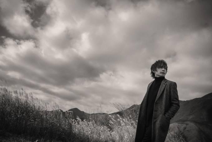 INORAN、NEWアルバム『Between The World And Me』よりメインとなるキー・ヴィジュアルのアーティスト写真を公開