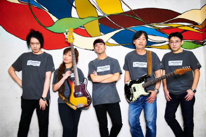 Do As Infinityギタリスト大渡亮、話題のカバーバンドTHE JUGGLERに参加