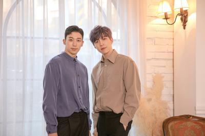 SOOHYUN&HOON(from U-KISS)、「I Wish」発売記念mu-mo LIVEオンラインリリースイベントのダイジェストを公開