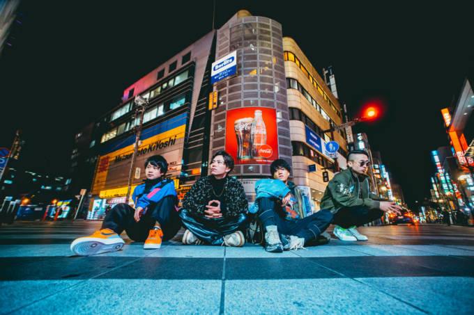 peeto、3ヶ月連続配信リリースの第2弾「monkey」をリリース