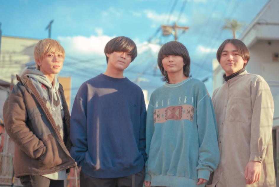 minori、1st EP「Blue.」からリードトラック「HAYABUSA」のMVを公開サムネイル画像!
