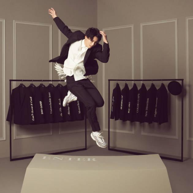 高野洸、「New Direction」Music VideoがYouTubeで公開サムネイル画像