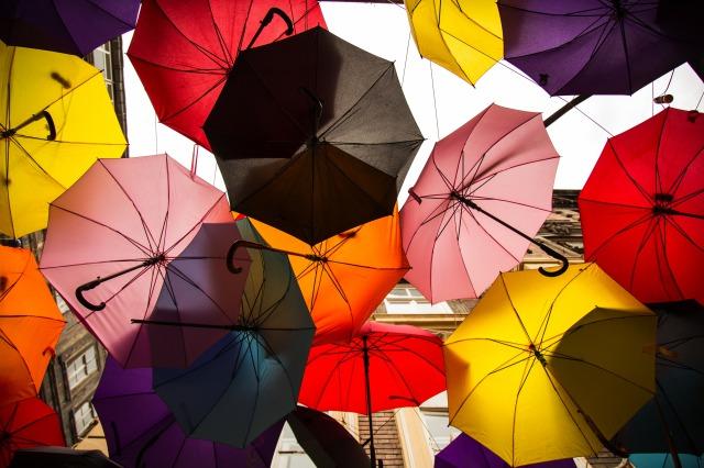 日傘も大切