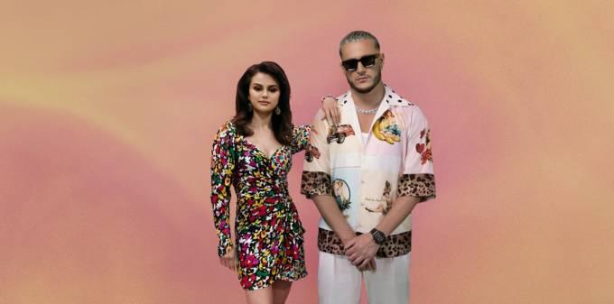 DJスネイクとセレーナ・ゴメスが再びタッグ、新曲「セルフィッシュ・ラヴ」を配信