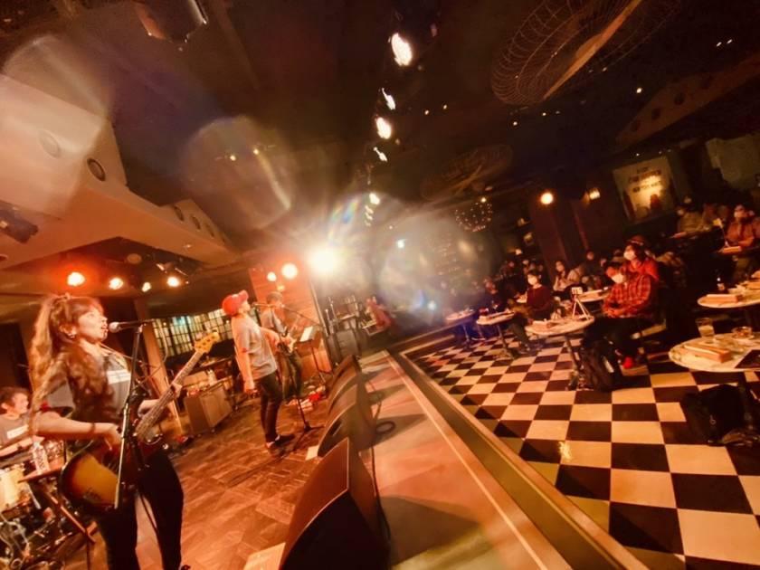 新しいLIVEのやり方で、洋楽カバーバンド「THE JUGGLER」スタートサムネイル画像