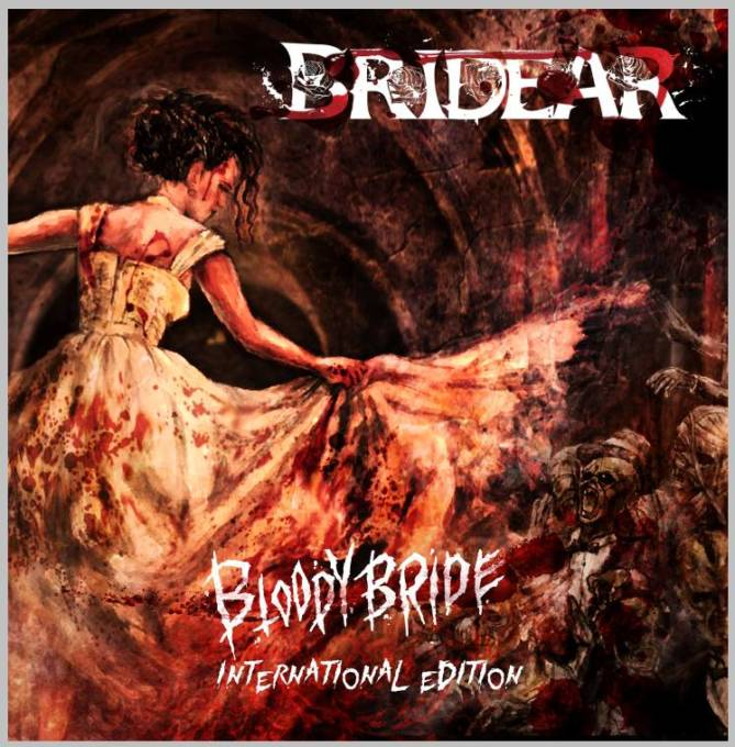 BRIDEAR、アルバム『Expose Your Emotions』の海外リリース決定