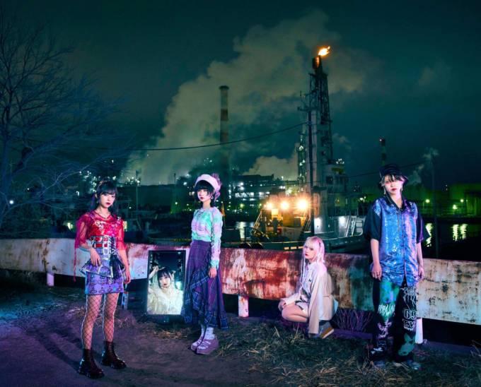 meme tokyo.新曲「アンチサジェスト」、CDリリース決定&MV公開