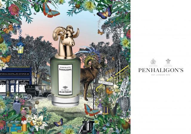 英国発フレグランス<ペンハリガン>から、ブランドの創業者ウィリアム・ペンハリガンの香りが登場サムネイル画像