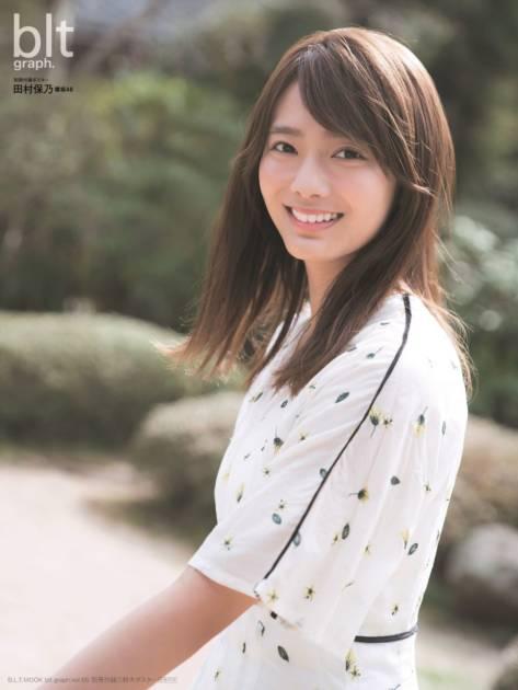 """櫻坂46・田村保乃、優しい微笑みをたたえた""""癒やし系""""SHOT公開サムネイル画像"""