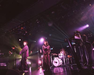 THREE1989、ワンマンライブ開催&メジャーデビュー配信シングル『エゴイスティック渋谷』を初披露