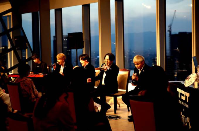 Da-iCE花村想太やBoyz II Menが絶賛のWITHDOMが、結成4周年記念日に6ヶ月連続配信リリース1位全6曲を含めたアルバム配信リリースを発表