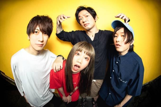 MOSHIMO、FM NACK5『SUNDAY LIONS』テーマソング決定&約2年ぶりのツアーを東名阪福にて開催