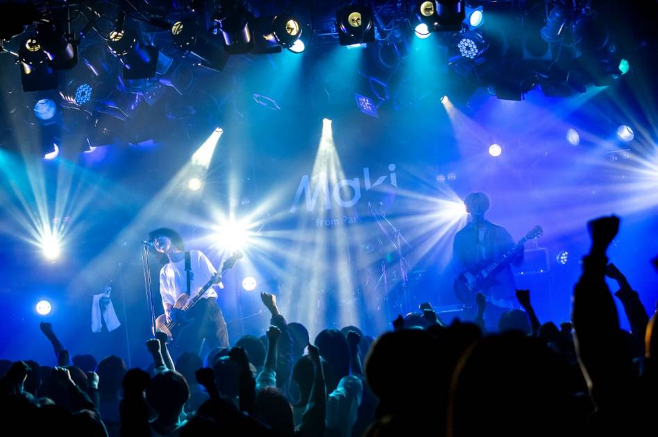 Maki、3rd SG「落日」をサプライズリリース&リリースツアー「平和」開催も決定サムネイル画像
