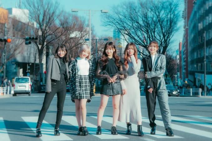 Five emotion、デビューシングル『CANDY POP』配信リリース&MV公開