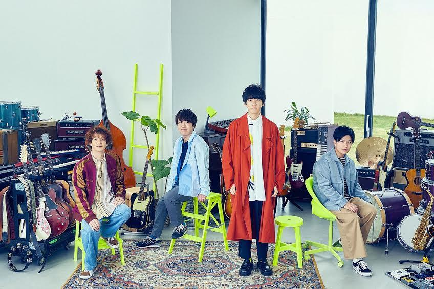 sumika、サード・フルアルバム「AMUSIC」CM第3弾にクリス・ペプラーが出演サムネイル画像!