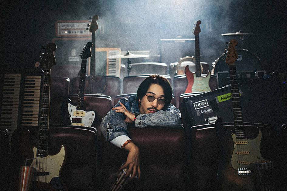 Nulbarich、2年ぶりのアルバム「NEW GRAVITY」発売&ドラマ『珈琲いかがでしょう』ED曲「CHAIN」のMV公開サムネイル画像