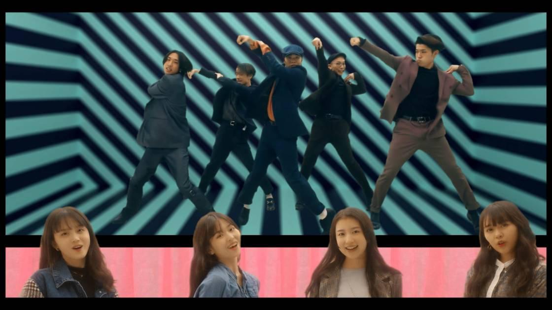 女子高生ガールズユニット@onefive、ダンス系クリエイター集団YDK Apartmentとのコラボ動画を公開サムネイル画像