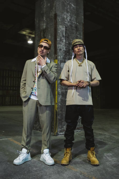 AK-69と¥ellow Bucksが再びタッグを組んだニュー・シングル「I'm the shit feat. ¥ellow Bucks」!緊急リリースに続きミュージックビデオも即日公開