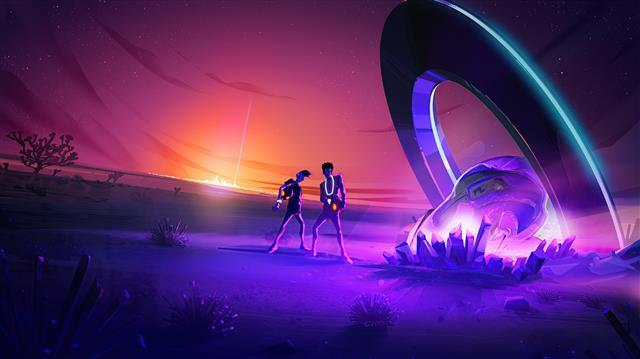 AREA21、銀河系で最もハッピーなアンセム「La La La」が地球に上陸