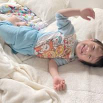 """辻希美、三男の寝起きの""""ニコニコSHOT""""公開「この笑顔のおかげで私は今日も頑張れる」"""