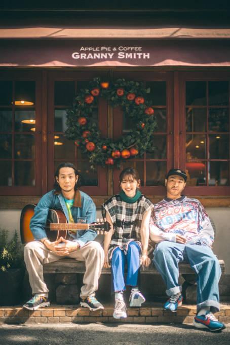 2人組ユニットBlue Vintage、鈴木愛理とのコラボ曲「Apple Pie」は「彼女の新たな一面を表現出来るような楽曲作りを」