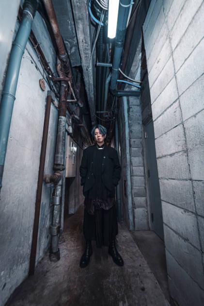 松本明人(真空ホロウ)ソロ作品リリース!新MVは森を彷徨い歩き続ける…サムネイル画像