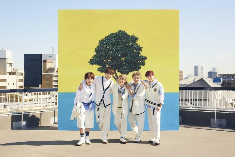 CUBERS「あたらしい生活」、東京のビル屋上で踊るダンスバージョンMV公開サムネイル画像